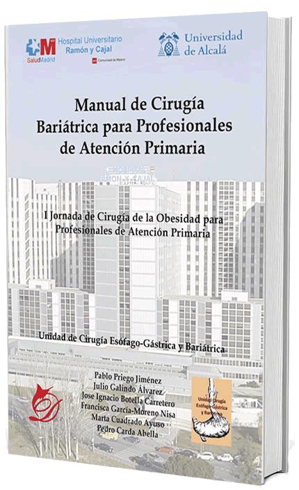Manual de cirujía bariátrica para profesionales de atención primaria